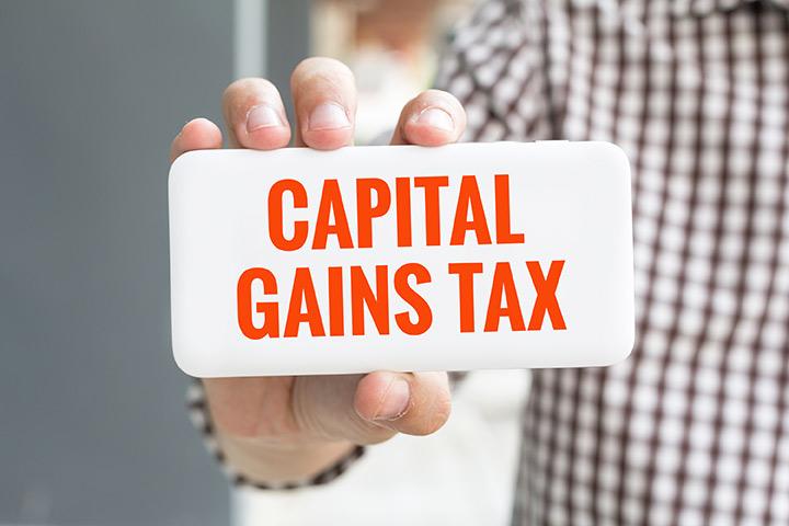 Gains en capital