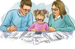 family tax cut