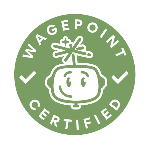 Wage point certified